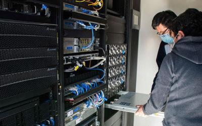 ENDE Tecnologías arranca su plan de renovación y actualización de infraestructura tecnológica