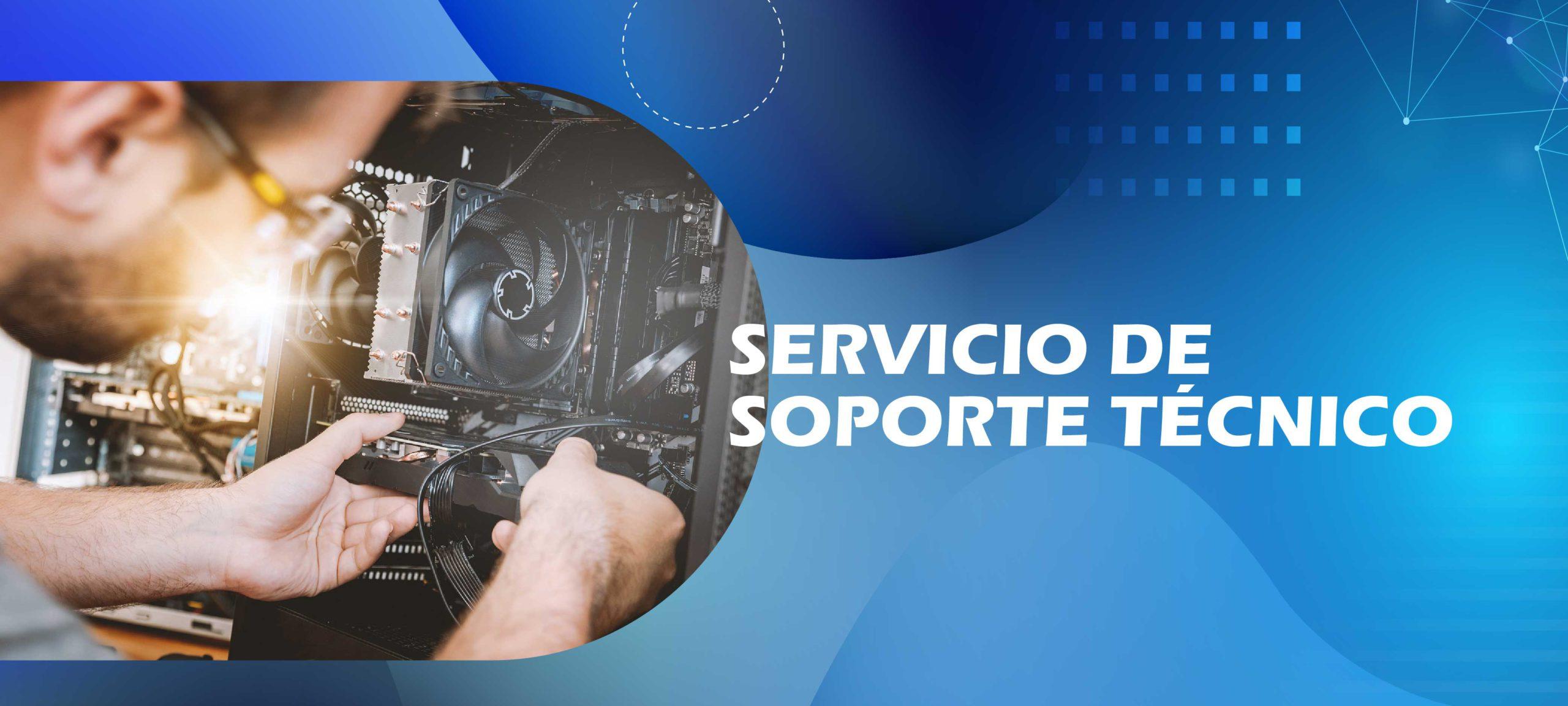 Servicio de soporte técnico